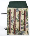 3215 - Deluxe Roll-Up Bag for 2 Susato -LX-, or -L- Series Whistles:  Roll-Up Bag Number RUB15  (Flutes not included)