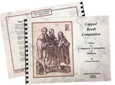 0550 - Capped Reeds Companion, by George Kelischek, Tutor and Music for Capped Reeds & Gemshorns
