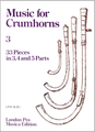 1064 - Music for Crumhorns Vol 3. [LPMC3]