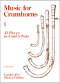 1060 - Music for Crumhorns Vol 1. [LPMC1]