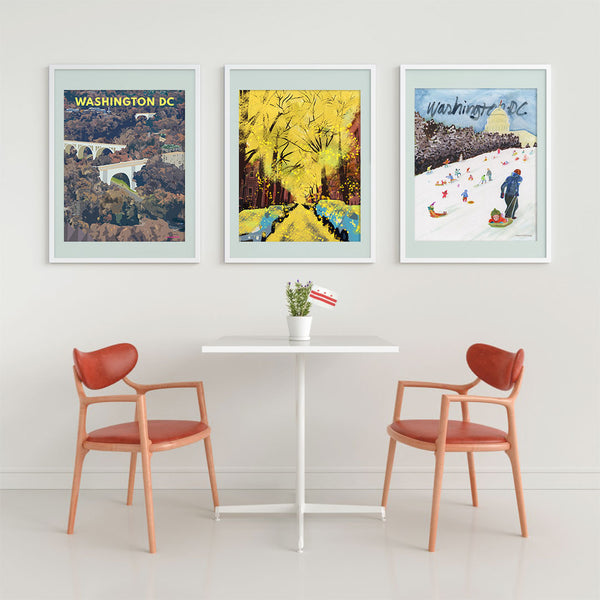 3 large prints for the price of 2
