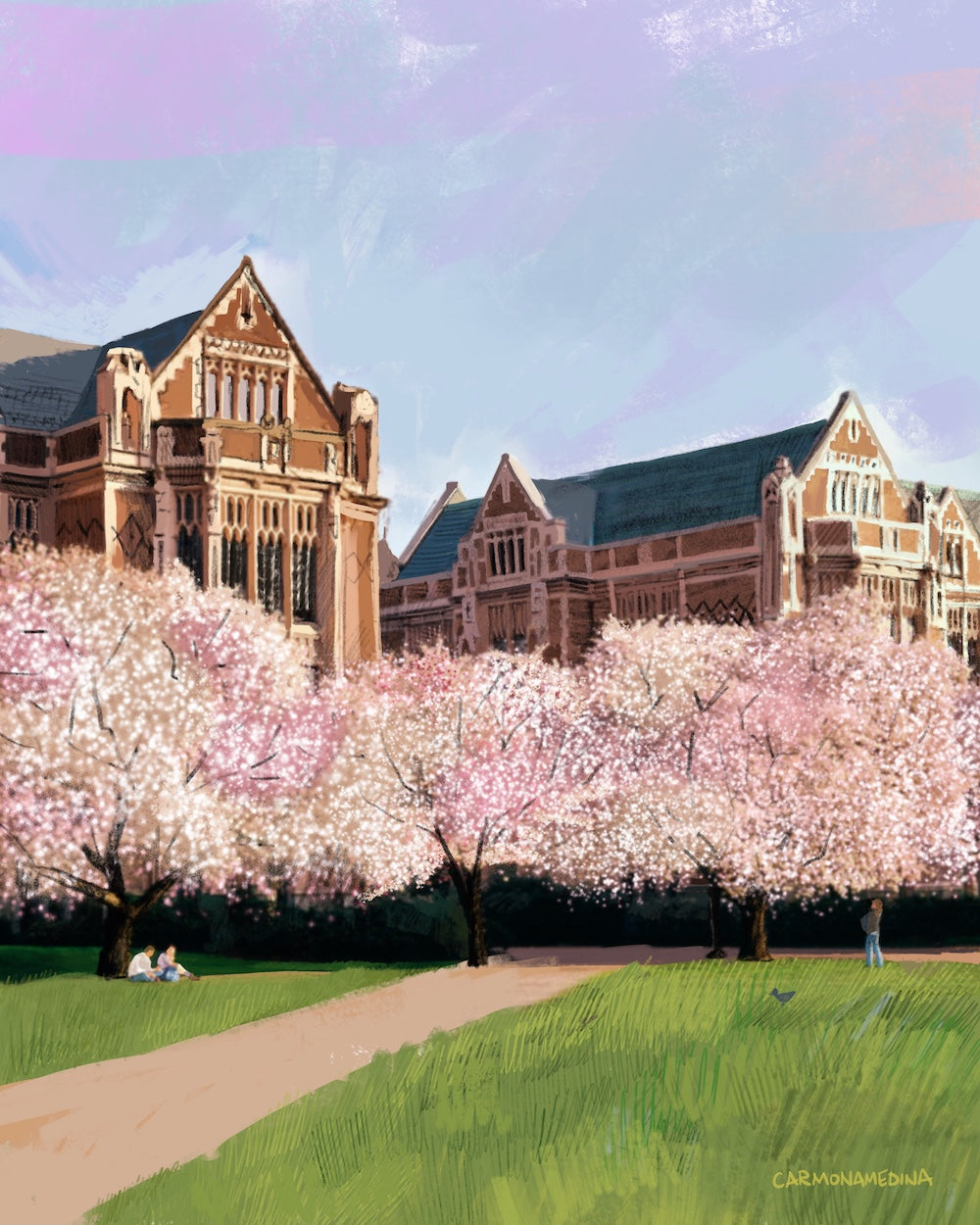 University of Washington Quad