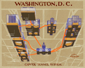 Capitol Tunnel System [#39]
