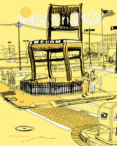 Anacostia's Big Chair [#131]