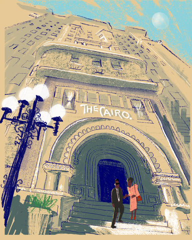 The Cairo [#196] *PRINT ONLY