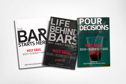 The Holy Grail Book of Business Volume 1-3