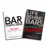 The Bar Starts Here and Life Behind Bars Combo Pack