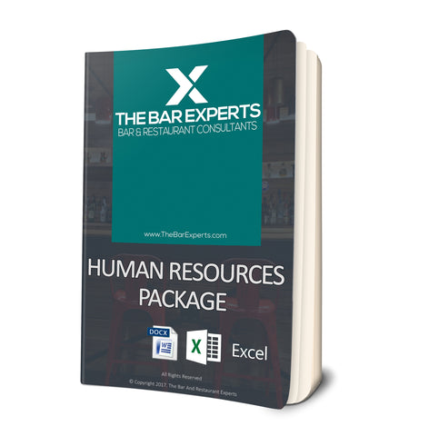 Human Resources Package - Editable