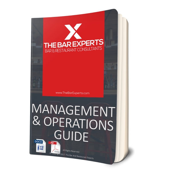 Management and Operations Guide - Editable Word Doc