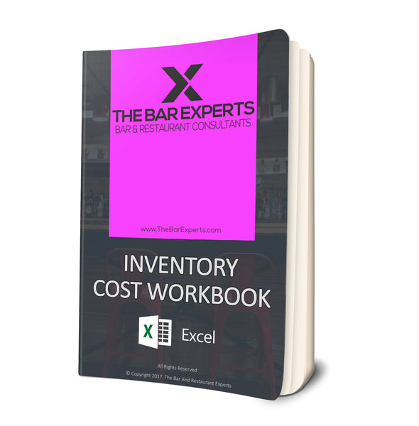 Free Inventory Cost Workbook