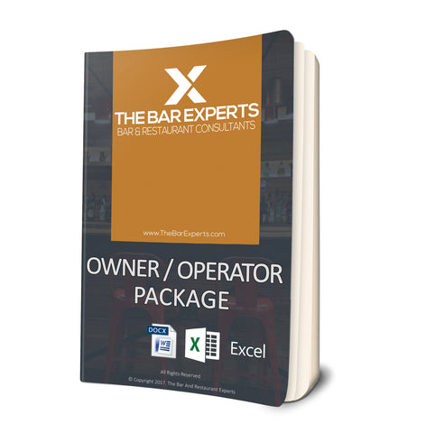 Owner Operator Package - Editable