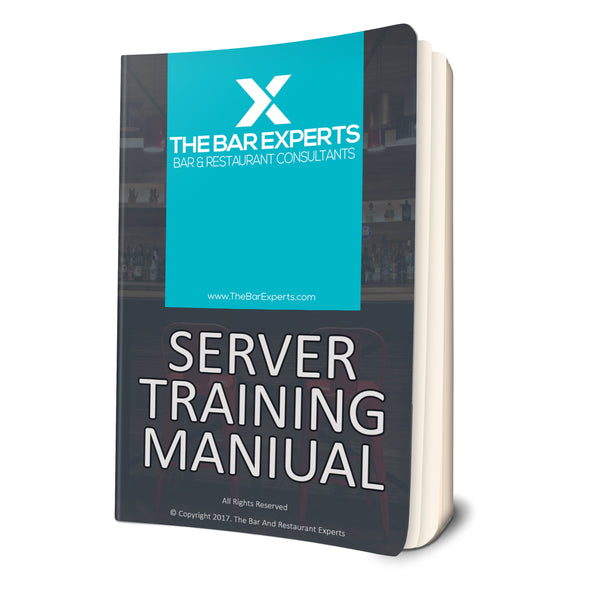 Free Server Training Manual - Locked PDF