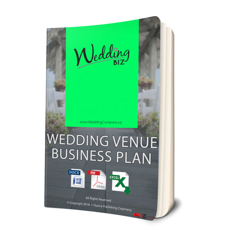 Business Plan for a Wedding Venue