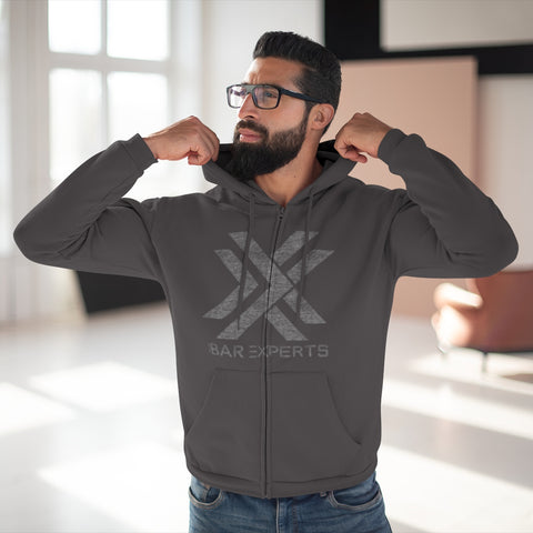 The Bar Experts Zip Sweatshirt