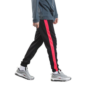 Autumn Mens Sweatpants - Rose Red / L - Sweatpants