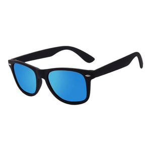 Polarized Sunglasses - Blue Mirror - Sunglasses