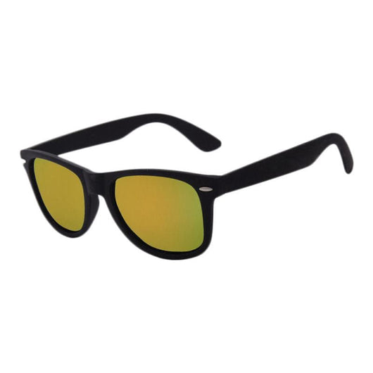 Polarized Sunglasses - Gold Mirror - Sunglasses