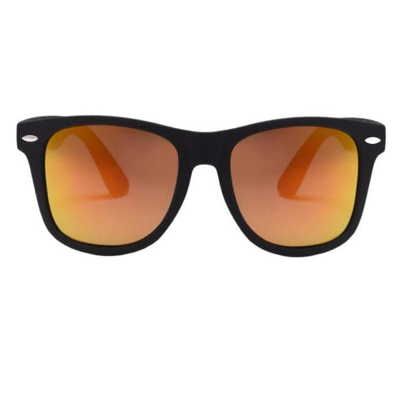 Polarized Sunglasses - Orange Mirror - Sunglasses