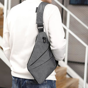 Simple Shoulder Bag - Shoulder Bag