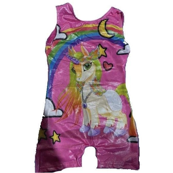 Unicorn Unitard