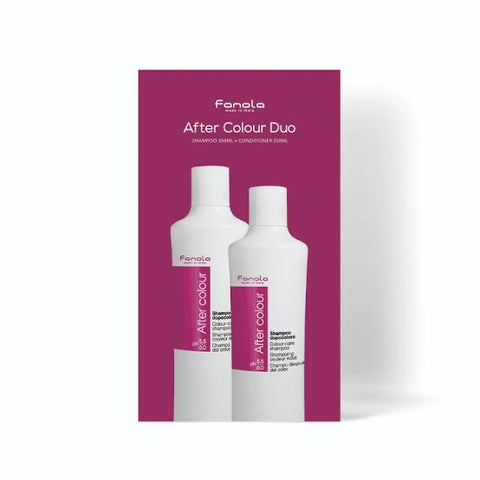 Fanola After Colour Duo Pack 350ml