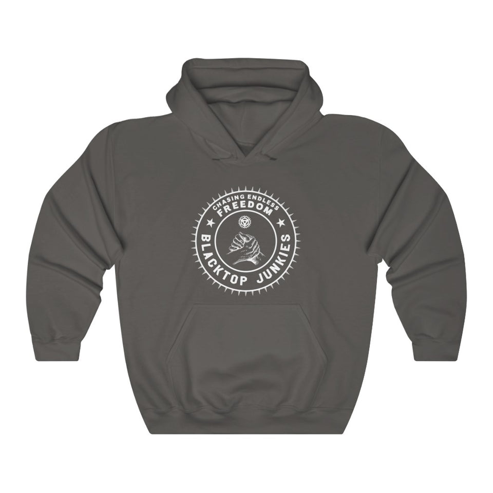 Blacktop Junkies Sprocket Hoodie