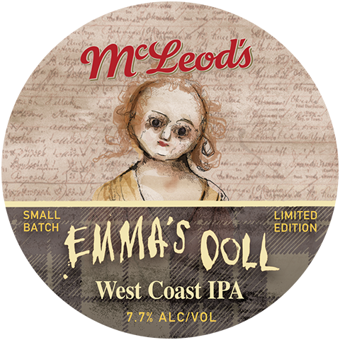 Emma's Doll West Coast IPA