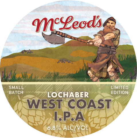 Lochaber West Coast IPA