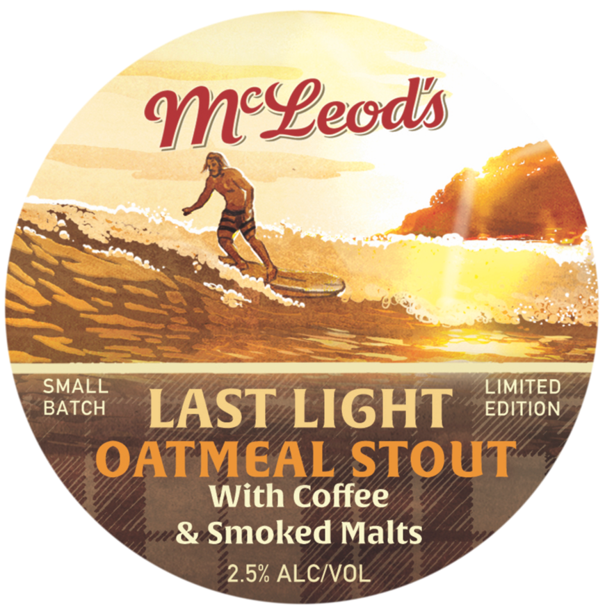 Last Light Oatmeal Stout