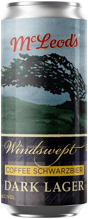 Windswept Coffee Schwarzbier