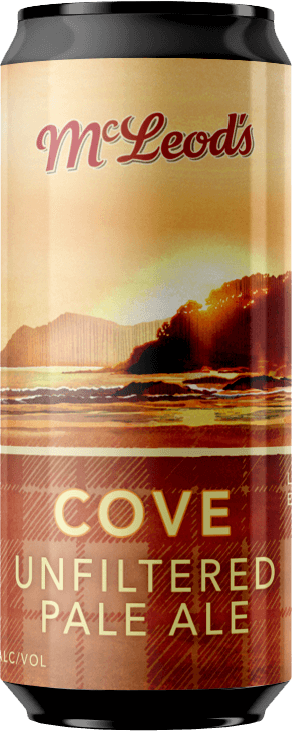 Cove Unfiltered Pale Ale