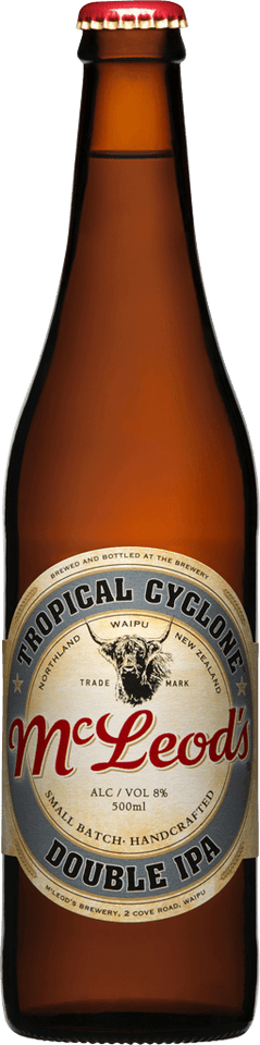 Tropical Cyclone Double IPA