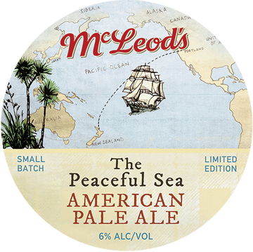 The Peaceful Sea American Pale Ale
