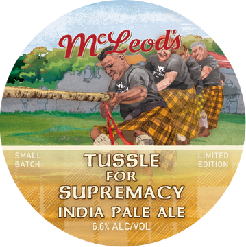 Tussle for Supremacy IPA