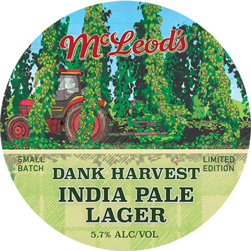 Dank Harvest India Pale Lager