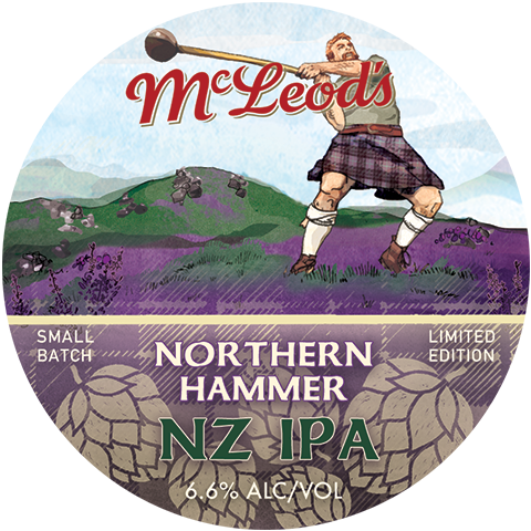 Northern Hammer NZ IPA
