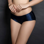 Ensence Seamless Satin Panties - Twilight Silk