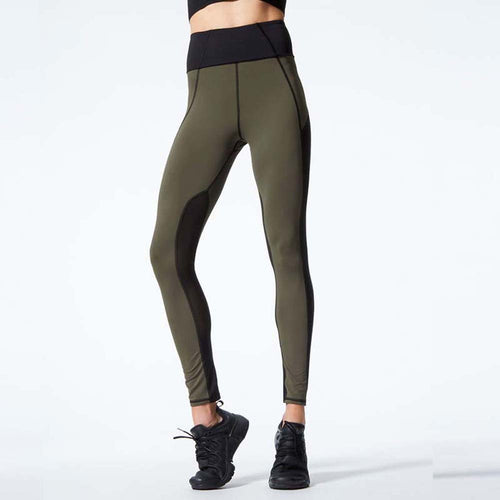 Color Me Green Yoga Pants