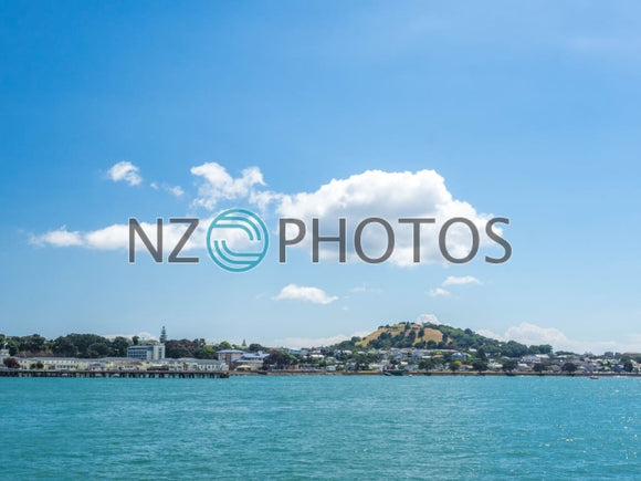 Devonport Waterfront Stock Photo