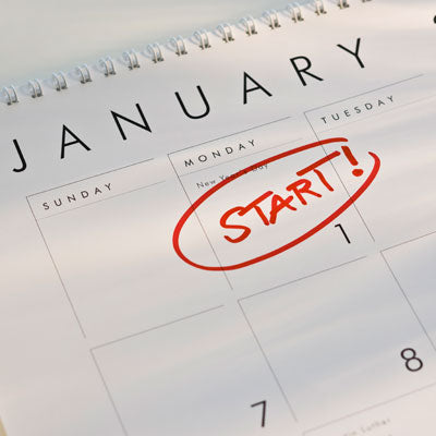 New Year's Resolutions: 12 Resolutions for 12 Month