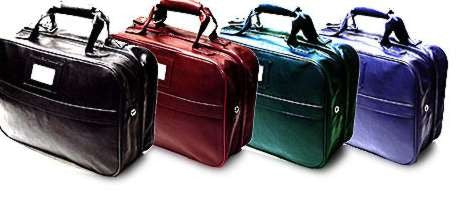 Polyhide Temple Case - Black, Burgundy, Green