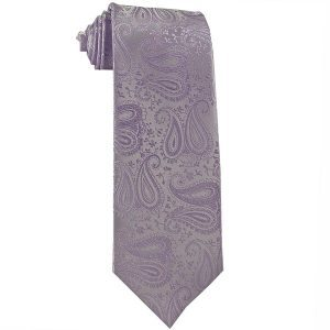 359 Mens Lilac and Iris Paisley - Zions Marketplace