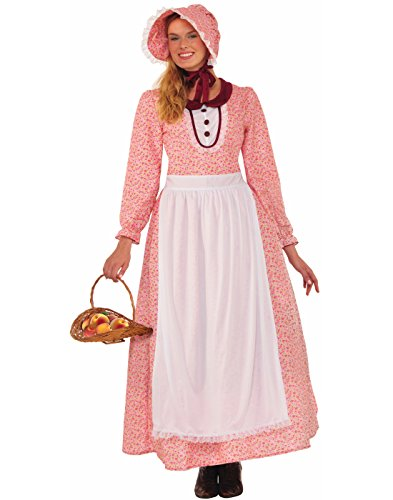 Forum Women's Pioneer Woman Costume, Multi/Color, One Size - Zions Marketplace