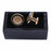 Custom Mission Cufflinks with Box (Min Order 25) - Zions Marketplace