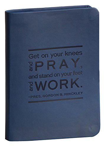 Pray and Work Journal