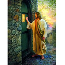 Let Him In 1000 pc Jigsaw Puzzle - Zions Marketplace