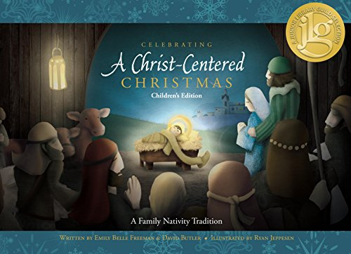 Celebrating a Christ-centered Christmas: Children's Edition - Zions Marketplace