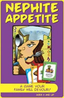 Nephite Appetite  LDS Card Game