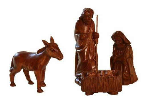 "5-Piece Philippines Nativity (5""-7"" figurines) - Zions Marketplace"