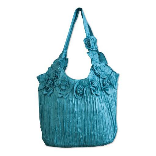 Fashion Bag - Blue Raspberry - Zions Marketplace